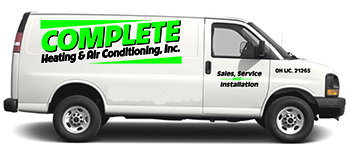Complete Heating and Air Conditioning